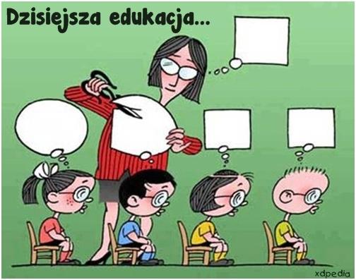 System edukacji - fabryka tępaków?