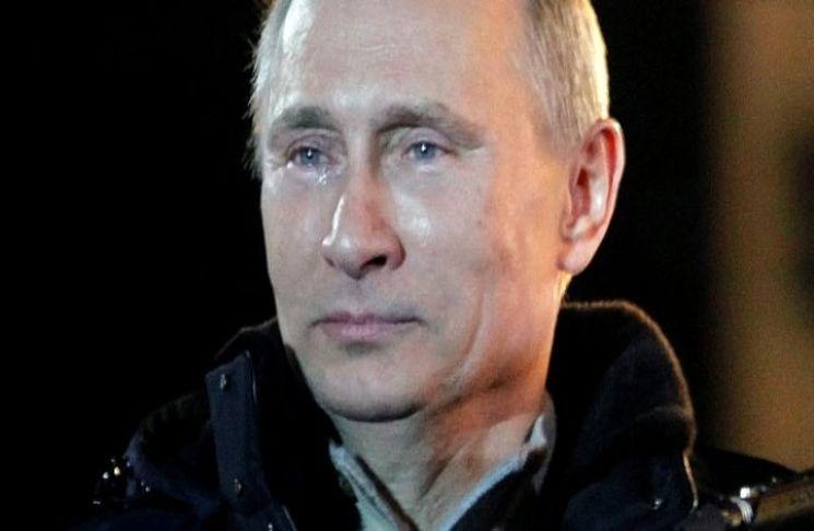 Putin - z przymrużeniem oka