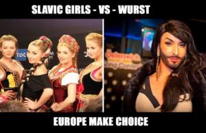 Wybór Europy XXI wieku foto: fb.com/DonDonatan