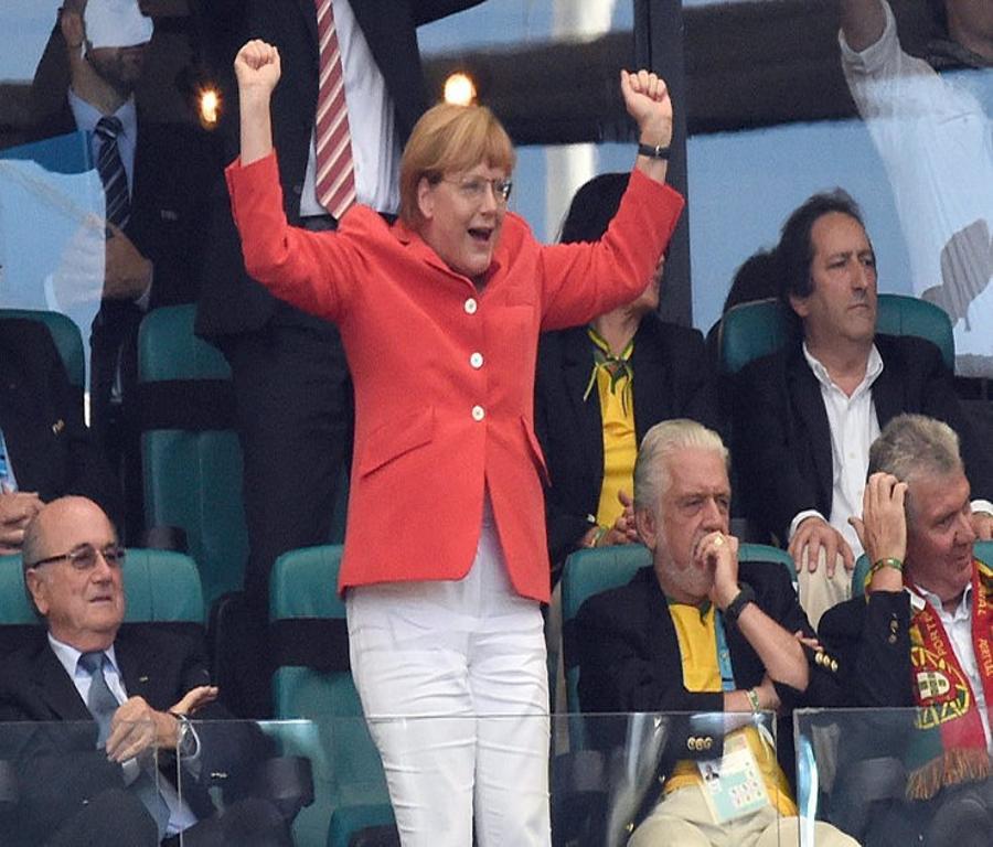Sorry, kibicuję Niemcom. Humorystyczna odpowiedź na prawicowe wariactwo