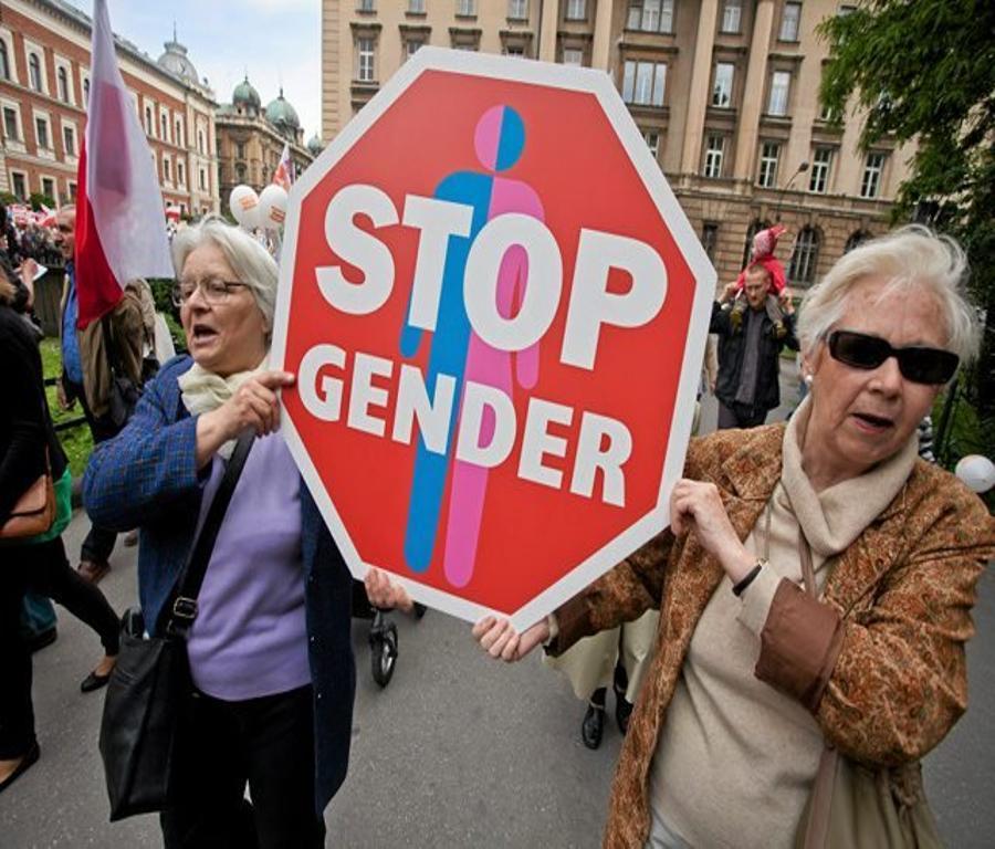 Co tam przemoc w rodzinie - gender to jest prawdziwy problem