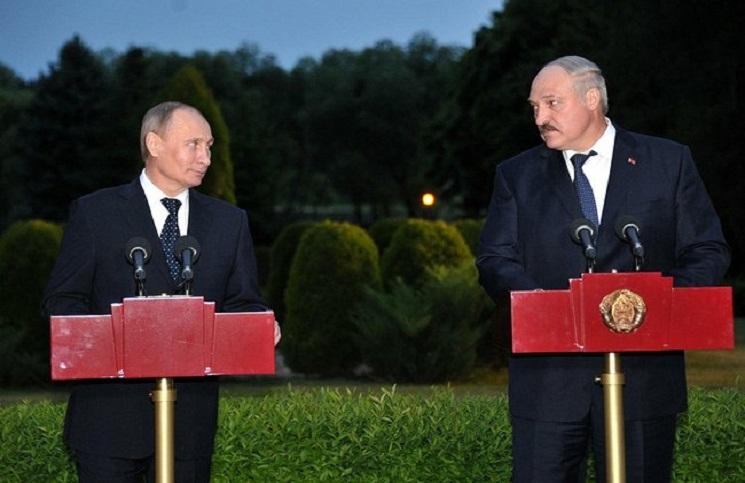 Spięcie na linii Białoruś - Rosja