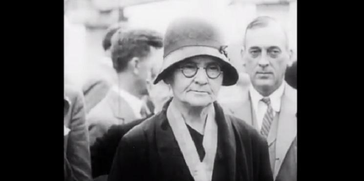 Unikalny zapis głosu Marii Skłodowskiej-Curie (VIDEO)