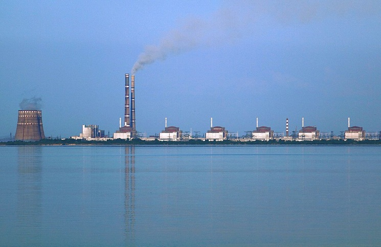 Kolejna awaria w Zaporoskiej Elektrowni Atomowej na Ukrainie