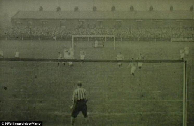 Odnaleziono nagranie meczu sprzed 116 lat (VIDEO)