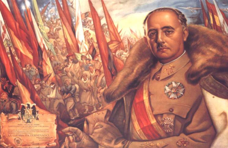 """Bohater Franco i bohater Pinochet. ?Wysokie"""" standardy etyczne polskiej prawicy."""