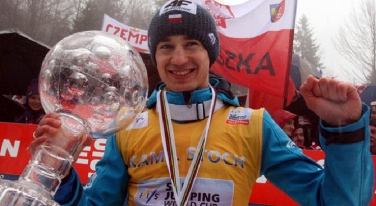 Zawody w skokach narciarskich bez Stocha przez najbliższe tygodnie