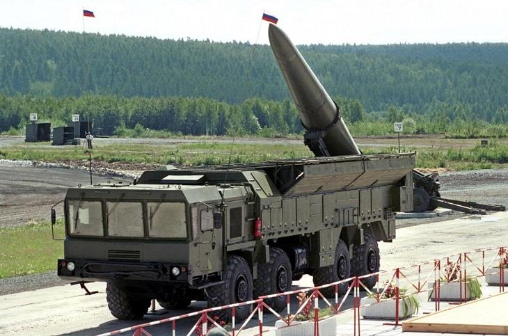 Rosyjskie manewry wojskowe tuż przy polskiej granicy