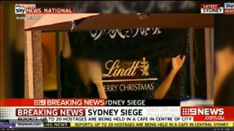 Sydney: Uzbrojony napastnik wziął kilkudziesięciu zakładników