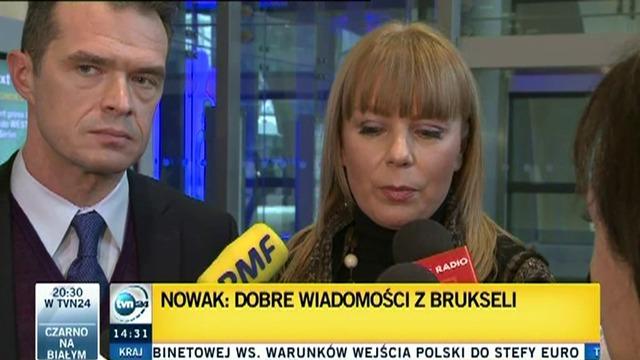 Sławomir Nowak ma dostać dobrze płatną posadę w Brukseli. Zaprzecza i zapowiada pozew