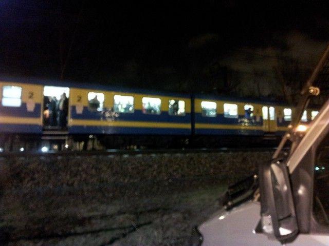 Gdańscy chuligani zaatakowali pociąg. 5 osób trafiło do szpitala