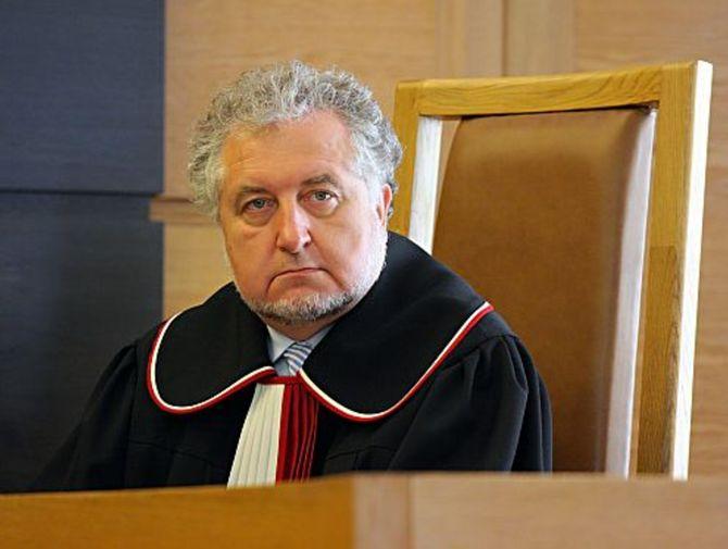 Prezes Trybunału Konstytucyjnego otrzymał odznaczenie za pracę na rzecz Kościoła katolickiego