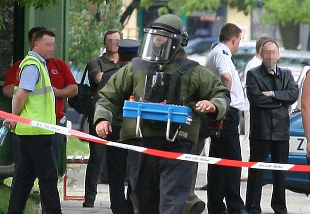 Groźby zamachów bombowych w lubuskich urzędach