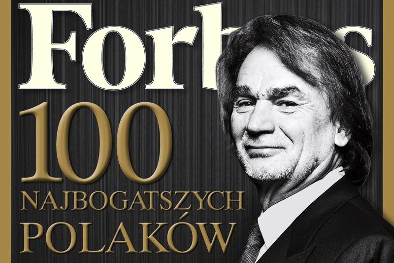 Lista 100 najbogatszych Polaków wg magazynu Forbes