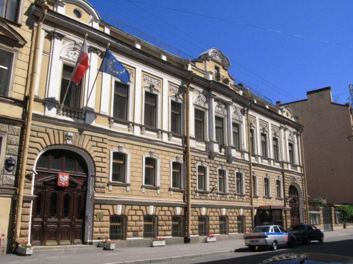 Rosja: Sąd nakazał eksmisję polskiego konsulatu