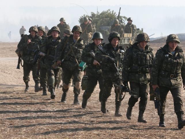 """Polscy instruktorzy wojskowi pojadą na Ukrainę! """"Będą liderami"""""""