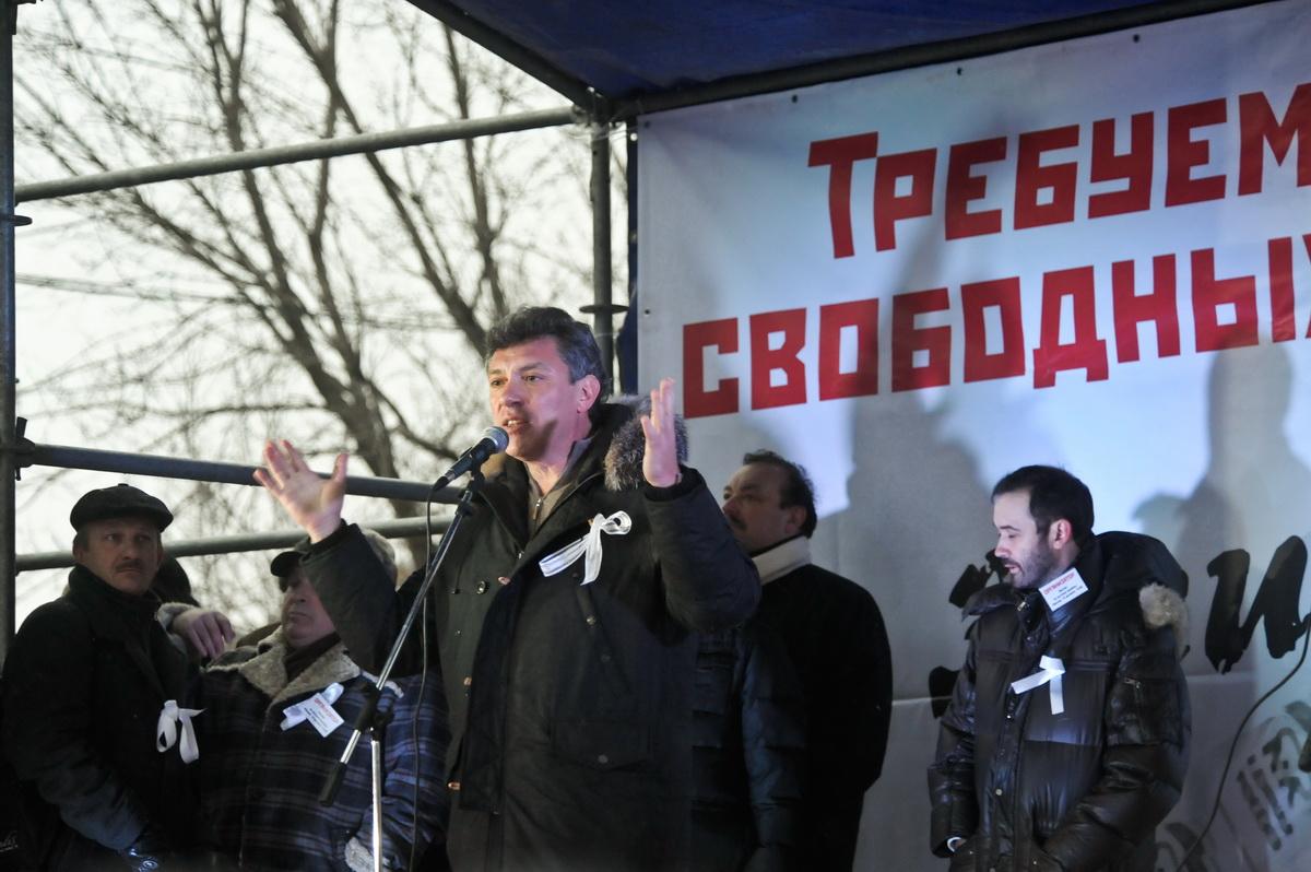 Lider rosyjskiej opozycji zastrzelony pod Kremlem