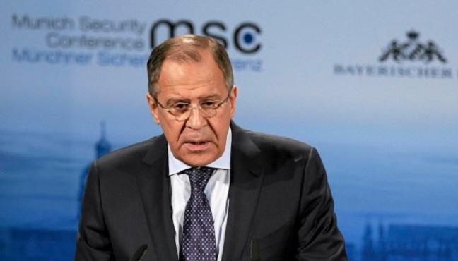 Szef rosyjskiego MSZ wyśmiany na Konferencji Bezpieczeństwa w Monachium (VIDEO)