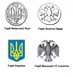Herb Rusi Kijowskiej i Złotej Ordy