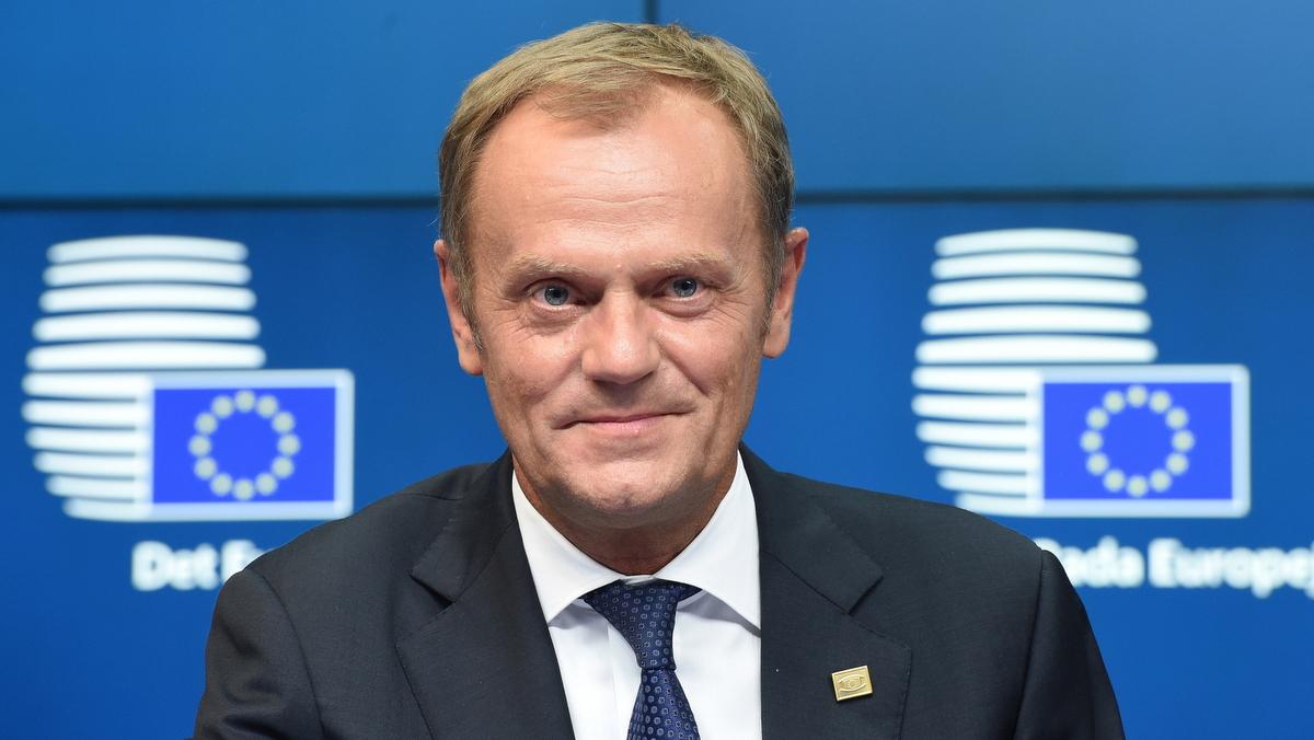 Donald Tusk politykiem roku 2014