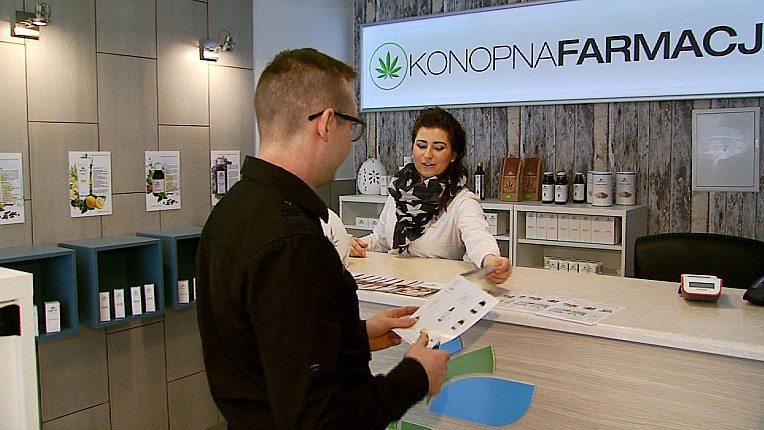 Otworzono pierwszy w Polsce sklep z legalną marihuaną