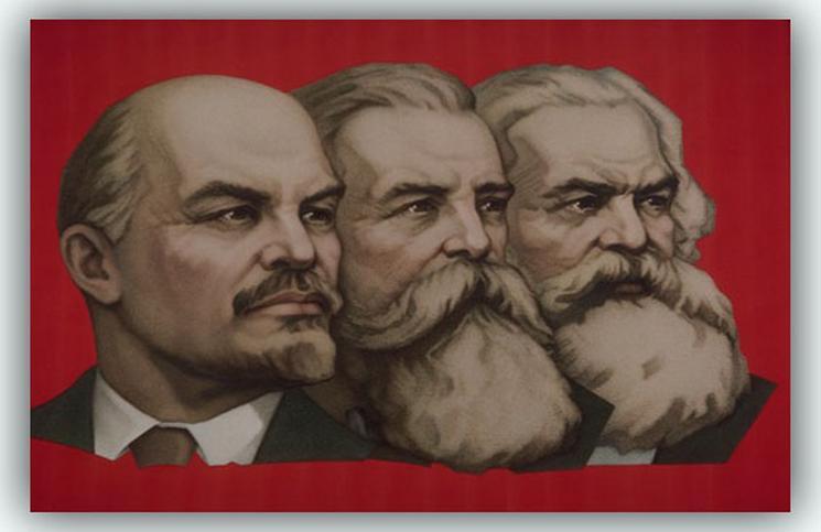 Bój to jest nasz ostatni. Zarys historii intelektualnej komunizmu.