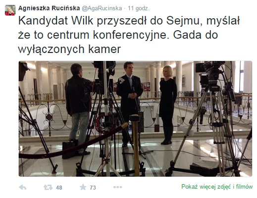 fot. twitter/agarucinska