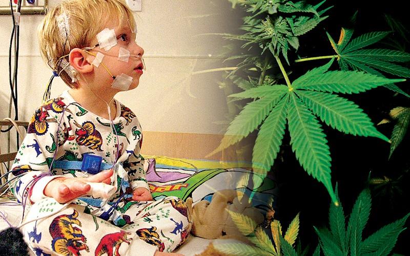 Centrum Zdrowia Dziecka leczy dzieci marihuaną. Wyniki bardzo obiecujące