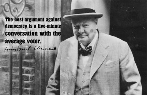 Pomysł na reformę demokracji - test wyborczy ?