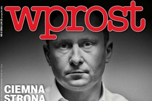 """Durczok zrujnuje """"Wprost""""? Chce 2 mln zł, będzie żądał więcej"""