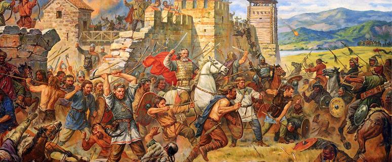 Jak Moskale przywłaszczyli historię Rusi Kijowkiej
