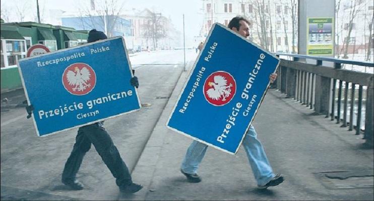 Czechy oddadzą Polsce część swojego terytorium