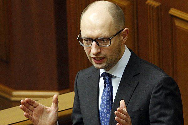 Jaceniuk oskarżony o korupcję. Afera w ukraińskim parlamencie