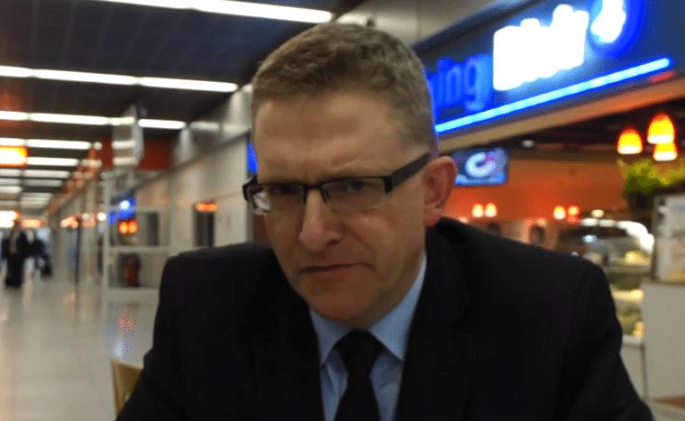 Grzegorz Braun tłumaczy Krzywą Laffera po... angielsku (video)