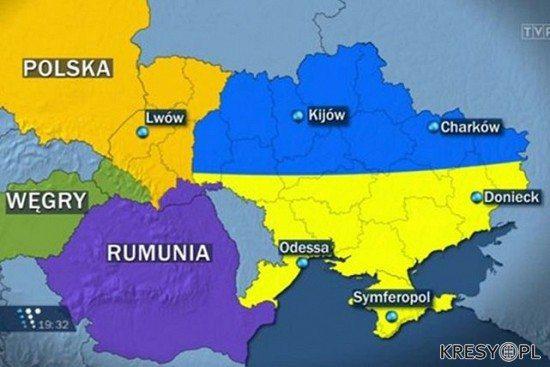 Ukraiński polityk: Oddajmy Polakom zachodnią Ukrainę