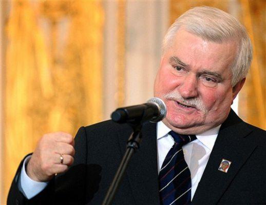 Wałęsa: Jeśli Rosja zaatakuje Polskę to pójdę walczyć