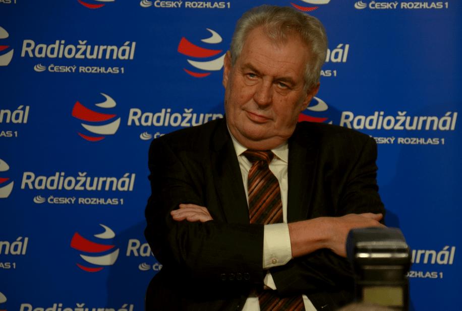 Prezydent Czech: Putin nie zaatakuje państw bałtyckich, to nie samobójca