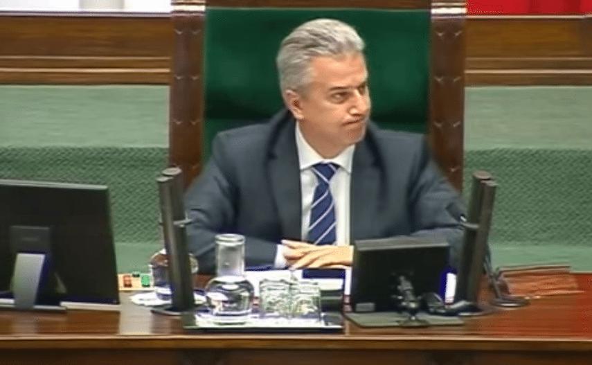 Minister Grabarczyk zdymisjonowany