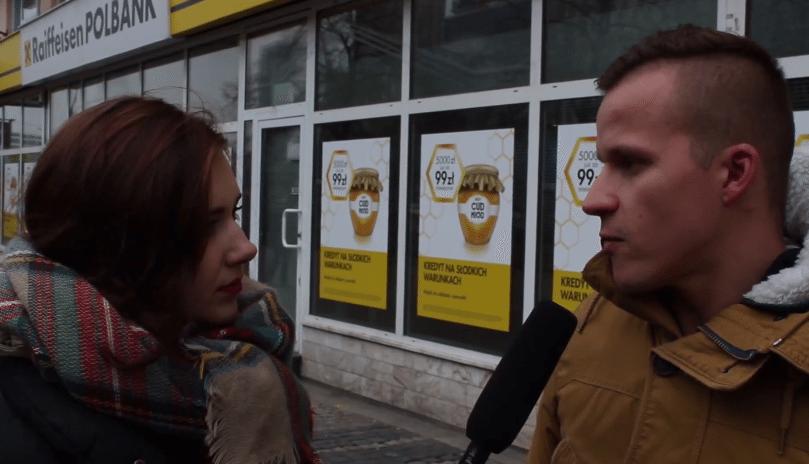 Co sądzą Polacy o Bronisławie Komorowskim? (SONDA VIDEO)