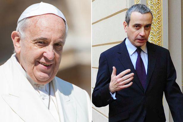 Watykan nie zgodzi się na homoseksualnego ambasadora z Francji