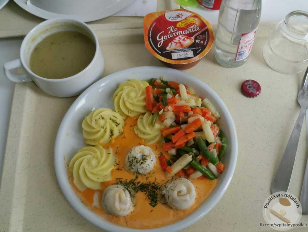 posiłek belgia