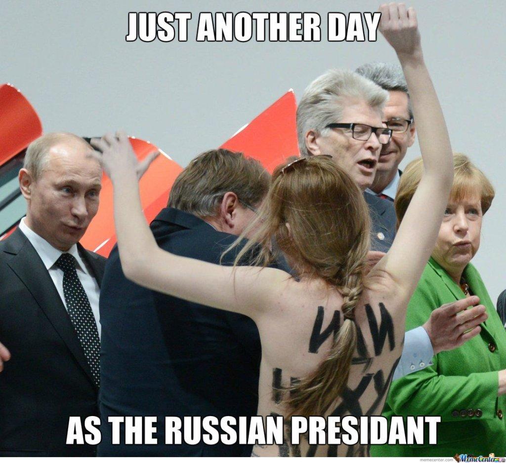 Rosja: wprowadzono zakaz publikowania memów
