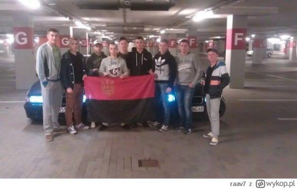 Studenci z Ukrainy ukarani za flagę UPA. Stracili stypendia i otrzymali nagany