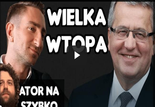 Wywiad Jakóbiaka z Komorowskim to jednak spot wyborczy? (VIDEO)