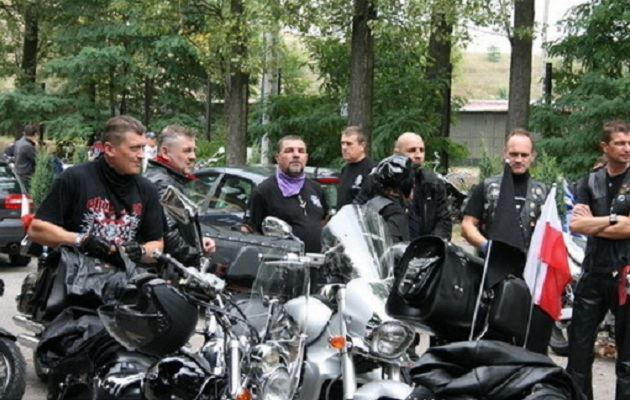 Motocykliści z rajdu Pileckiego nie wpuszczeni na Ukrainę