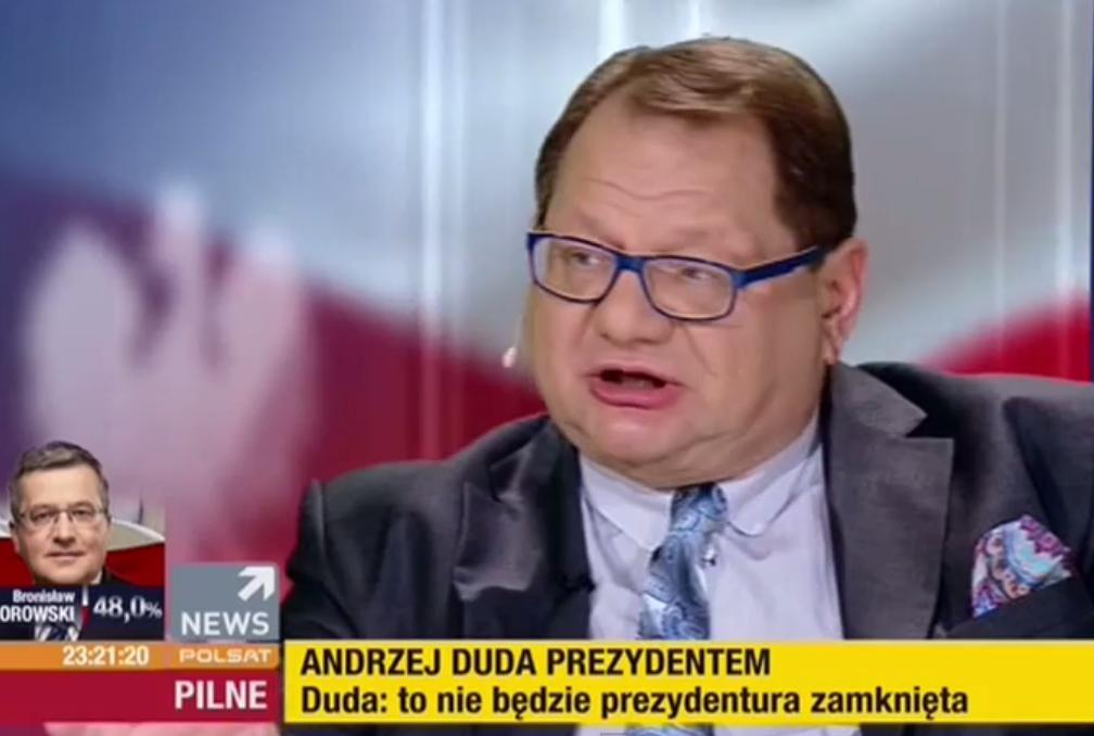 Korwin-Mikke, Boni, Selin i Kalisz komentują wybory (video)