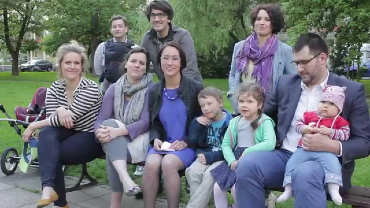 Dzieci prezydenta Komorowskiego włączają się w kampanię ojca (video)
