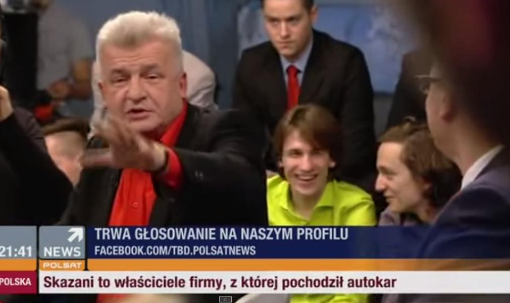 Ikonowicz poszukiwany na polecenie sądu, działacz ukrywa się