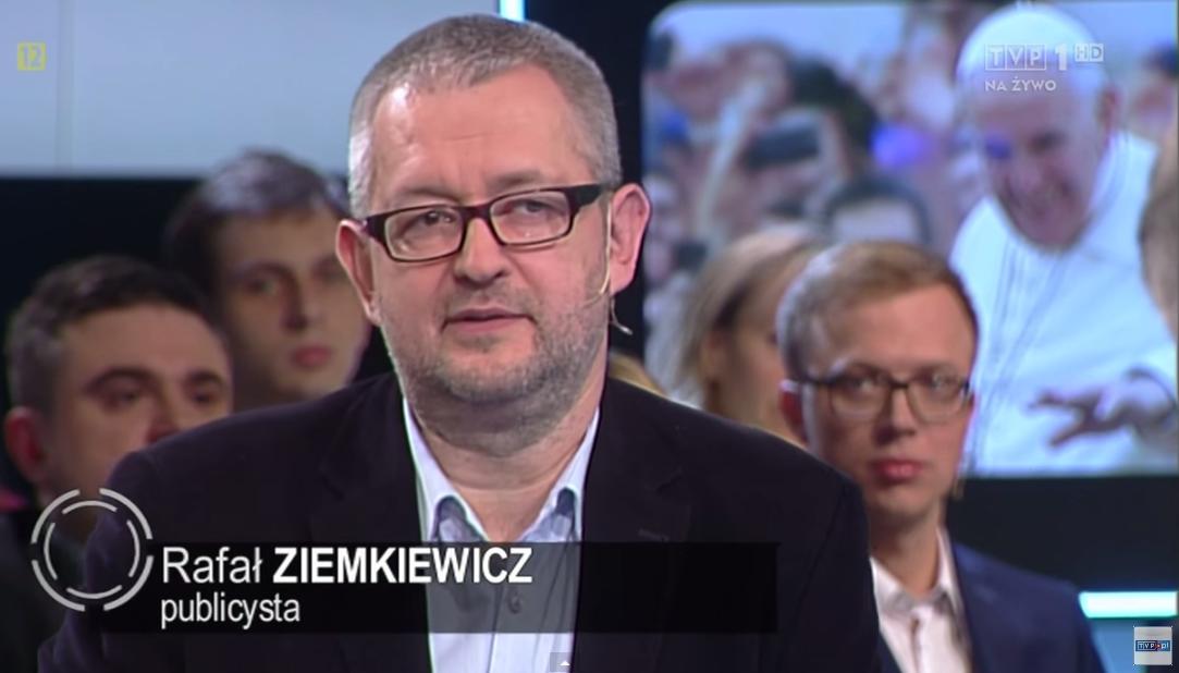 Ziemkiewicz przeprasza za krytykę PKW
