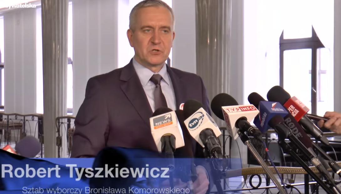 Szef kampanii Komorowskiego trafił do szpitala ze stanem przedzawałowym